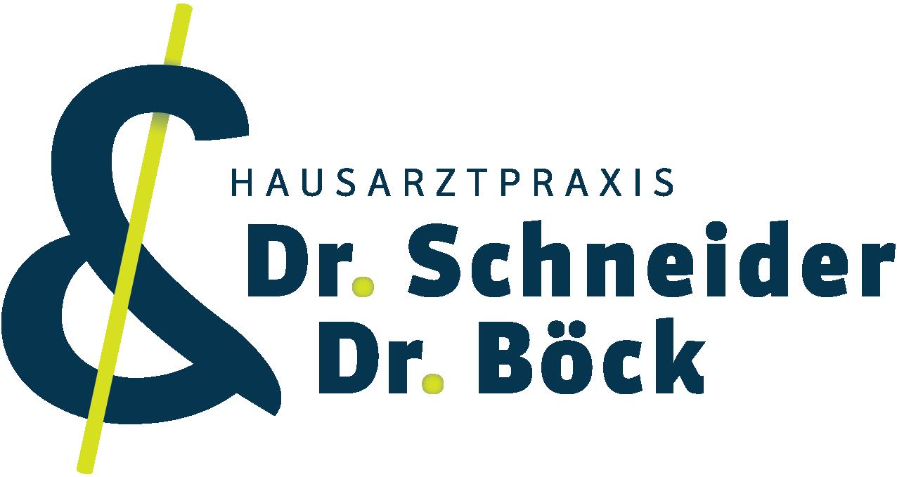 Logo: Hausarztpraxis Dr. Schneider & Dr. Böck