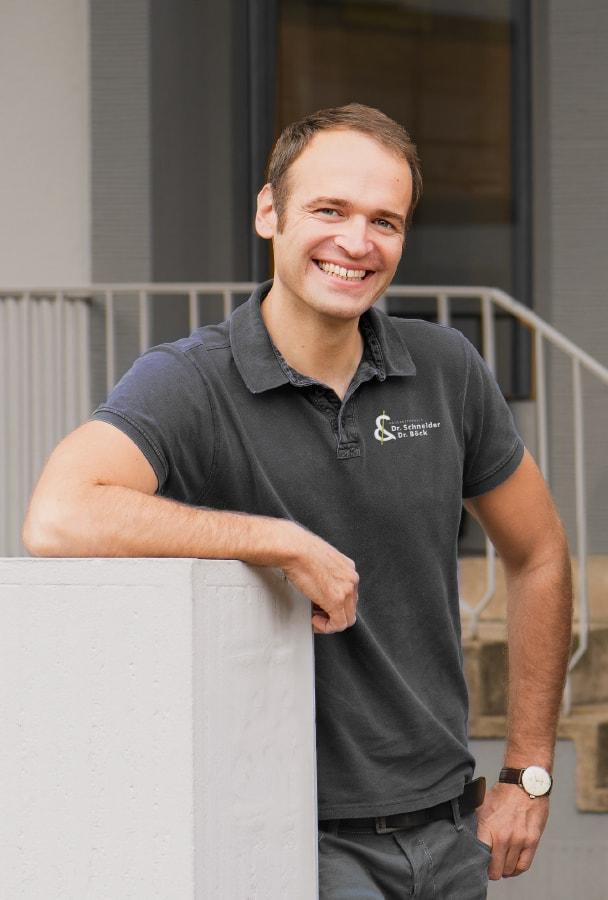 Dr. med Dominik Schneider – Facharzt für Innere Medizin – Portrait