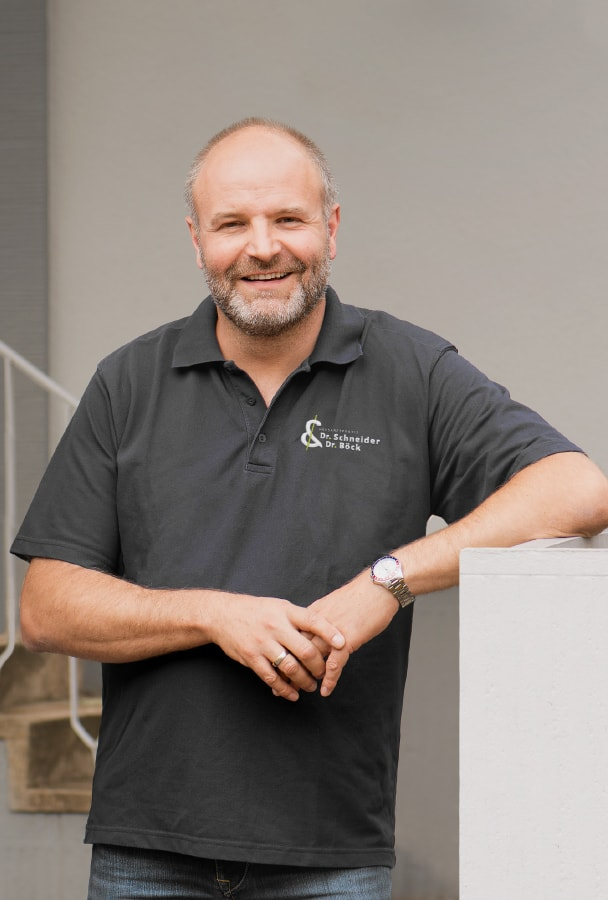 Dr. med Thomas Böck – Facharzt für Innere Medizin – Portrait